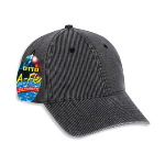 """Otto A-Flex"" Washed Denim Low Profile Pro Style Cap"