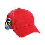"""""""Otto A-Flex"""" Cotton Twill w/Stretchable Polyester Air Mesh Back Low Profile Pro Style Caps"""