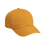 Deluxe Garment Washed Cotton Twill Low Profile Pro Style Caps
