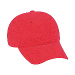 Micro Fleece Polyester Low Profile Pro Style Caps
