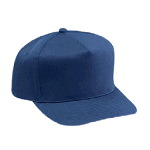Cotton Twill Five Panel Pro Style Caps