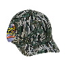 "Otto Cap Camouflage ""Otto Flex"" Low Profile Cap Gray/Brown/Khaki"