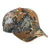 Otto Cap Camouflage Cotton Twill Sandwich Visor Low Profile Pro Style Mesh Back Caps Khaki/Brown/Light Olive Green