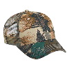 Otto Cap Camouflage Cotton Twill Low Profile Pro Style Mesh Back Caps Tan/Olive Green/Brown