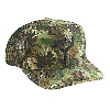 Otto Cap Camouflage Cotton Twill Pro Style Mesh Back Caps Light Loden/Brown/Kelly