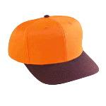 Neon Cotton Twill Pro Style Two Tone Color Cap