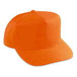 Neon Polyester Twill Low Crown Golf Style Cap
