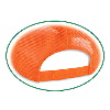 Otto Cap Neon Polyester Foam Front High Crown Golf Style Mesh Back Cap
