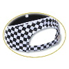 Otto Cap Racing Pattern Brushed Cotton Twill Low Profile Pro Style Caps 
