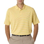 ClimaLite Synthetic Pencil Stripe Polo