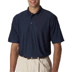 Adult Cool-N-Dry Elite� Tonal Stripe Performance Polo