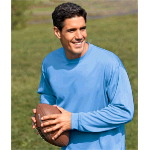 Adult Cool-N-Dry� Sport Long-Sleeve Tee