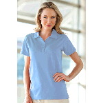 Ladies Moisture Management Baby-Pique Polo