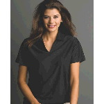 Ladies Short Sleeve Bamboo Polo