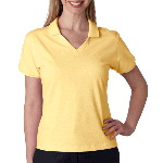 Ladies Jersey Polo with SpotShield�