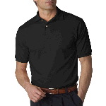 Adult Jersey Polo with SpotShield�