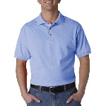 Adult 50/50 Jersey Polo