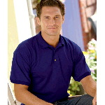 Adult Ultra Blend Jersey Polo