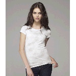 Ladies Bernadette Burnout Tee