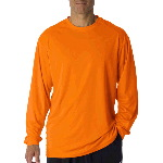 Adult B-Dry Core Long-Sleeve Performance Tee