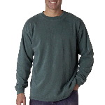 Adult Heavyweight Long-Sleeve Tee