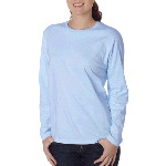 Ladies� Long-Sleeve T-Shirt