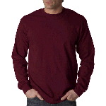 Adult Ultra Cotton Long-Sleeve T-Shirt