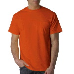 Adult Ultra Blend Pocket T-Shirt
