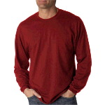 Adult Heavyweight Long-Sleeve T-Shirt