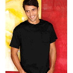 Adult Heavy Cotton Short-Sleeve Pocket Tee
