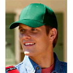 Adult Classic Cut Cotton Twill Cap
