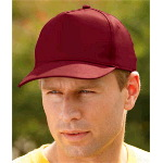 Classic Cut Cotton Twill Cap