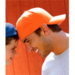 Adult Flexfit� Wooly Combed-Twill Cap