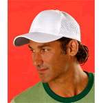 Flexfit� Athletic Mesh Solid Cap