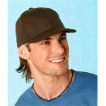 Premium Fitted Flat Brim