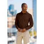 Silk Touch� Long Sleeve Sport Shirt