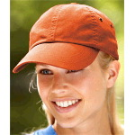Fashion-Color Twill Cap