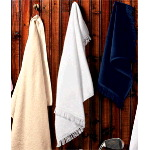 Towels Plus� Fringed Hand Towel