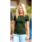 Ladies Short Sleeve Perfect Weight District� Tee