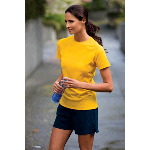 Ladies Dry Zone� Raglan Accent T-Shirt