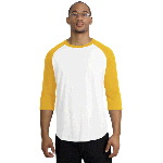 Colorblock Raglan Jersey