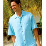 Mens Cabana Breeze Camp Shirt