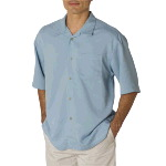 Mens Bedford Cord Camp Shirt