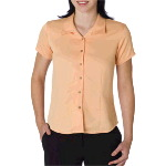 Ladies Bedford Cord Camp Shirt