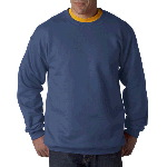 Adult Ultra Cotton� Crewneck Sweatshirt