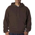 Adult Super Cotton� Hooded Sweatshirt