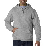 Adult Best� 50/50 Hooded Pullover