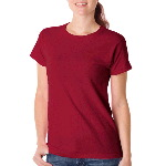 Ladies Organic Short-Sleeve TearAway Fashion Fit Tee