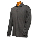 Mens CB DryTec Long Sleeve Championship Polo