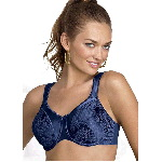 Satin Tracings Minimizer Underwire Bra